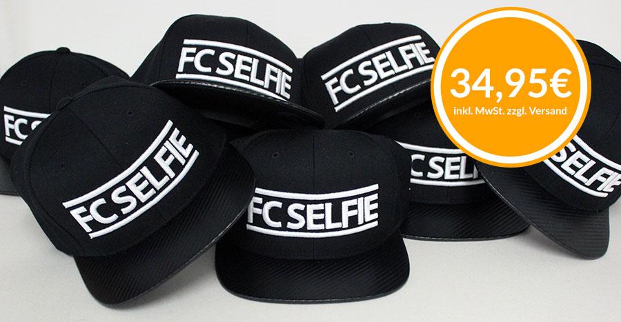 FC SELFIE Cap